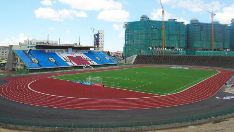 Aging Phnom Penh Stadium Gets FIFA 2 Star Treatment