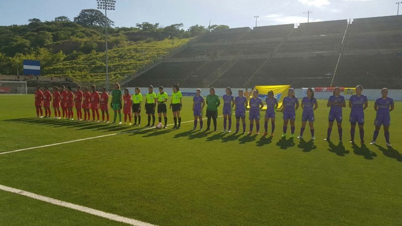 CCGrass Provides New Field for National Stadium in Nicaragua