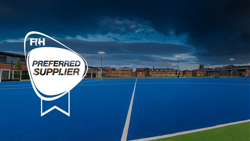 CCGrass Appointed as a FIH Preferred Supplier