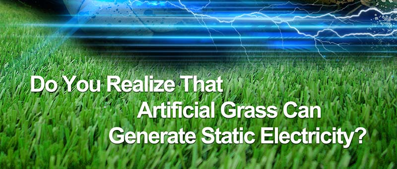 Antistatic grass series, more safety, more comfort