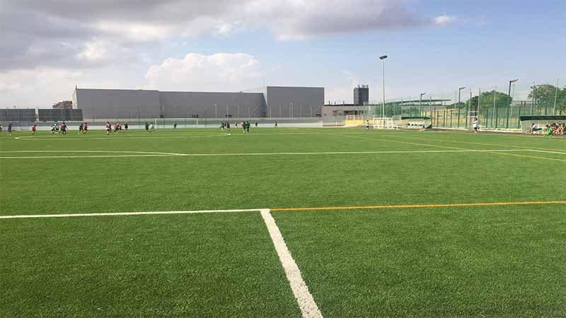CCGrass Supplies New Football Pitch for Lopez Belmonte Stadium