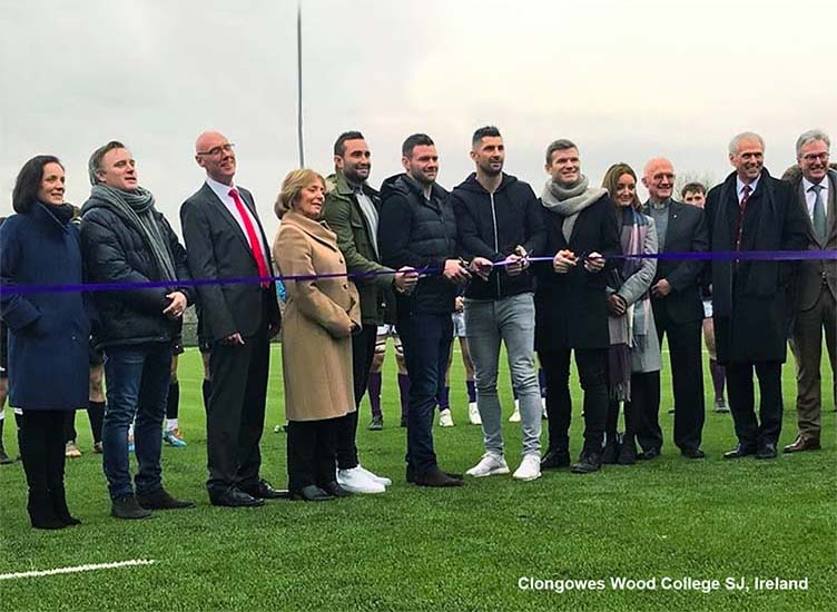 CCGrass appointed as a World Rugby Preferred Turf Producer