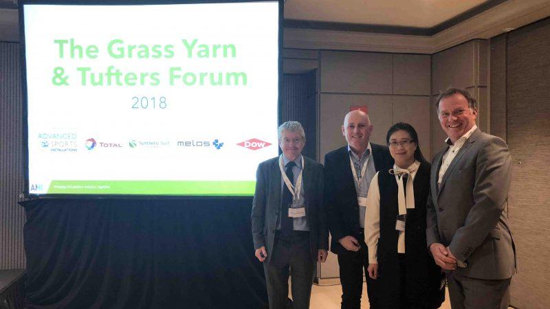 AMI Grass Yarn & Tufters Forum 2018 Barcelona