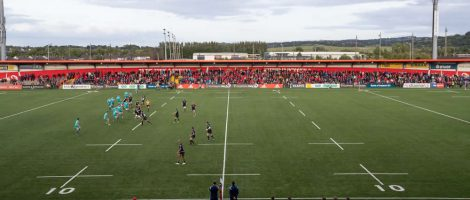 CCGrass surface installed for Munster Rugby