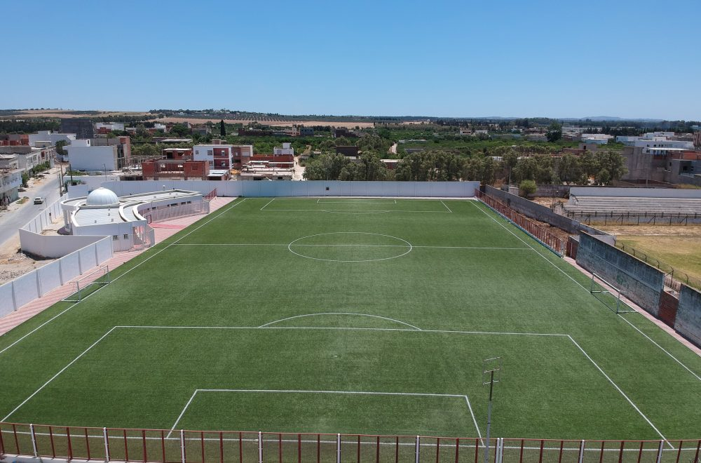 AMA-SAE-Stade Municipal de Beni Khaled, Nabeul (Tunisia)