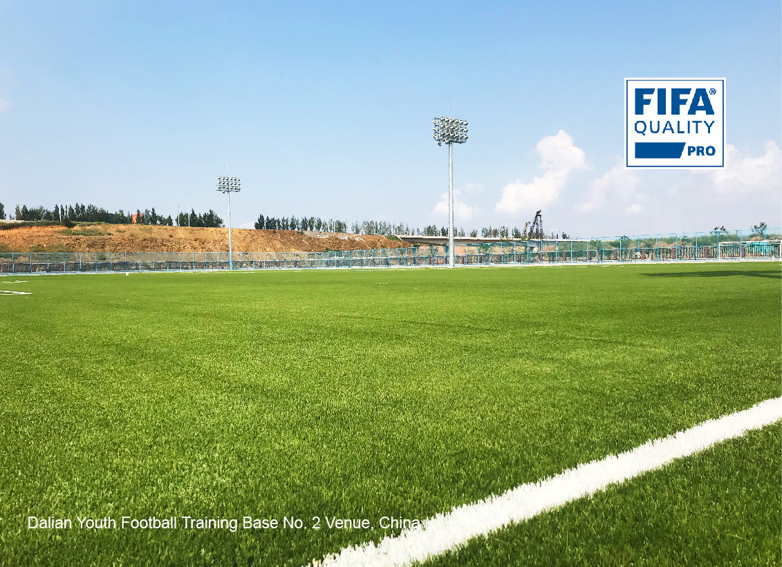 Dalian Youth Football Training Base No.2 Venue, China