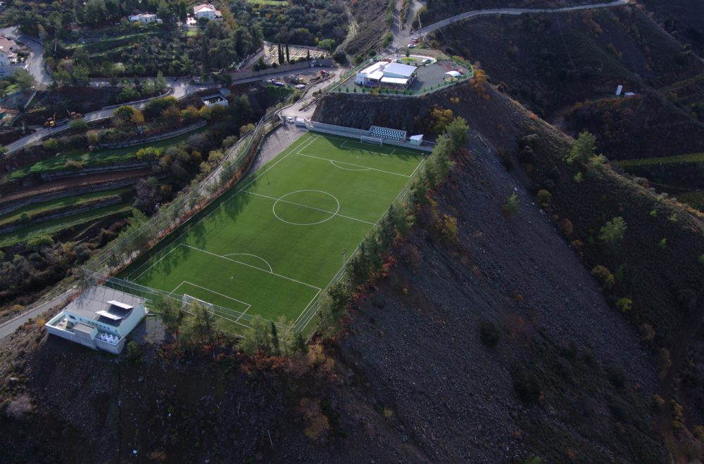 FARMAKAS COMMUNAL FOOTBALL PITCH (CYPRUS)