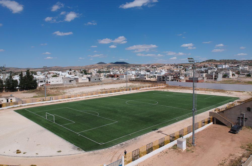 GTR, SAE, Complexe Sportif de Testour (Tunisia)
