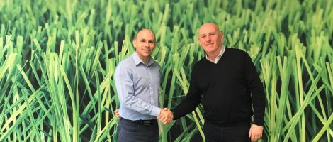 CCGrass, the world's largest producer of synthetic turf is pleased to announce the signing of Jamie Forrester as UK Business Development Manager