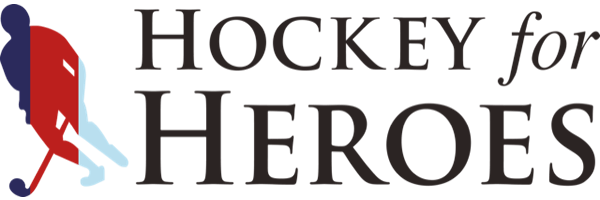 hockey for heroes logo