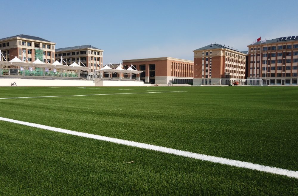 QINHUAI DISTRICT SHIYANG ROAD SCHOOL SPORTS FIELD (CHINA )