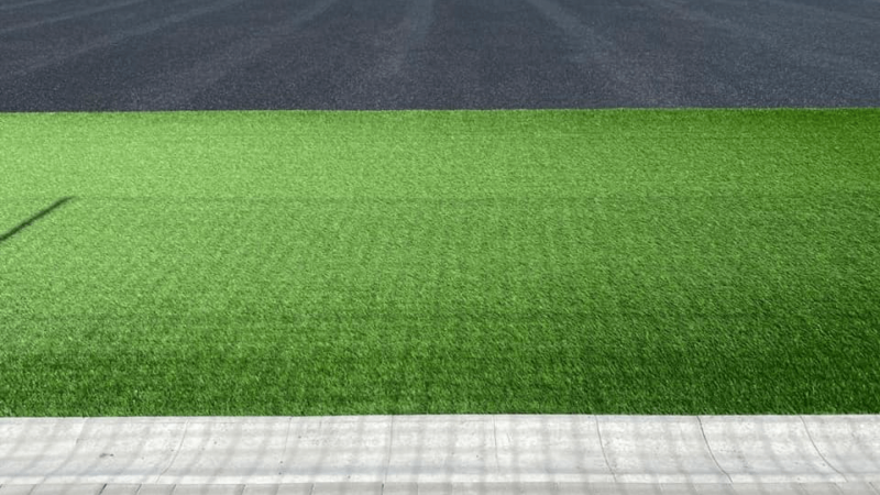 CCGrass's first artificial grass pitch in Germany