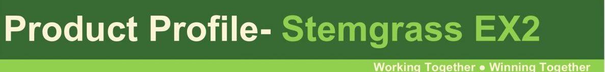 Stemgrass EX2