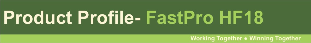 FastPro HF18