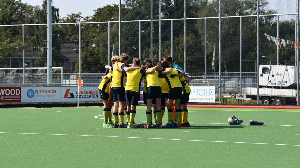 CCGrass pitch at MHC de Mezen -Netherlands