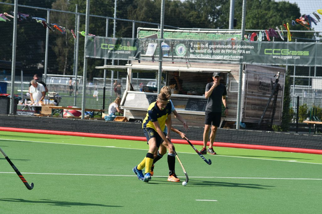 CCGrass at MHC de Mezen, Netherlands
