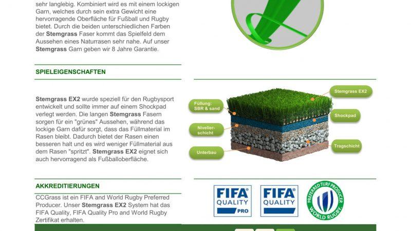 Stemgrass EX2 Produktvorstellung