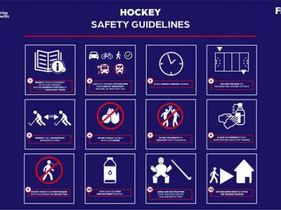 hockey safety guidelines