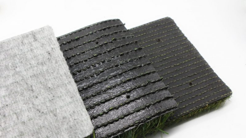 A key component in artificial turf – Backings