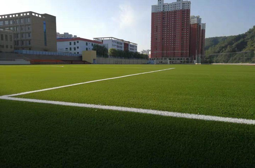 ZHIDAN COUNTY CAMPUS FOOTBALL TRAINING FIELD (CHINA, PR)