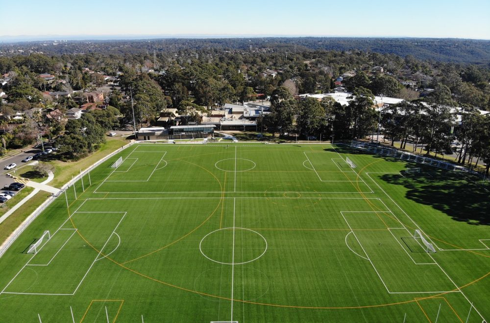 LIONEL WATTS SYNTHETIC PLAYING FIELDS 1 (AUSTRALIA)