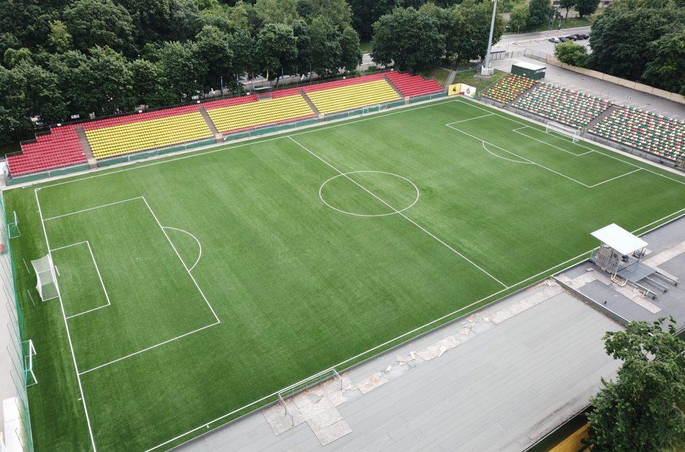 LFF STADIUM, VILNIUS(LITHUANIA)