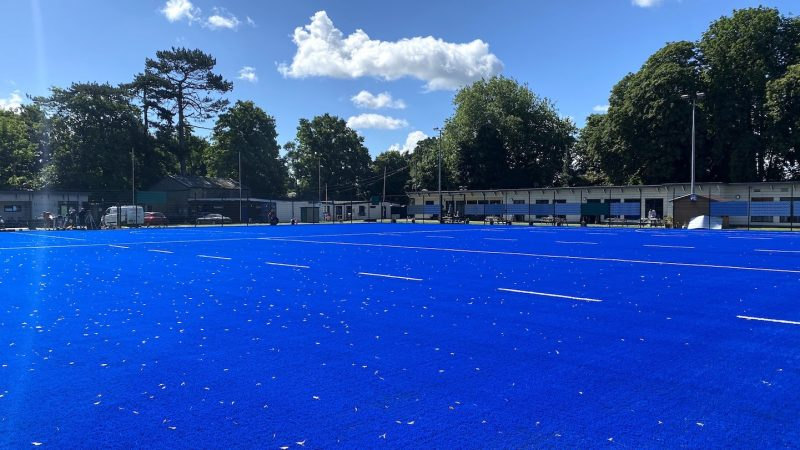 Simple requirements for maintaining a top quality synthetic turf pitch