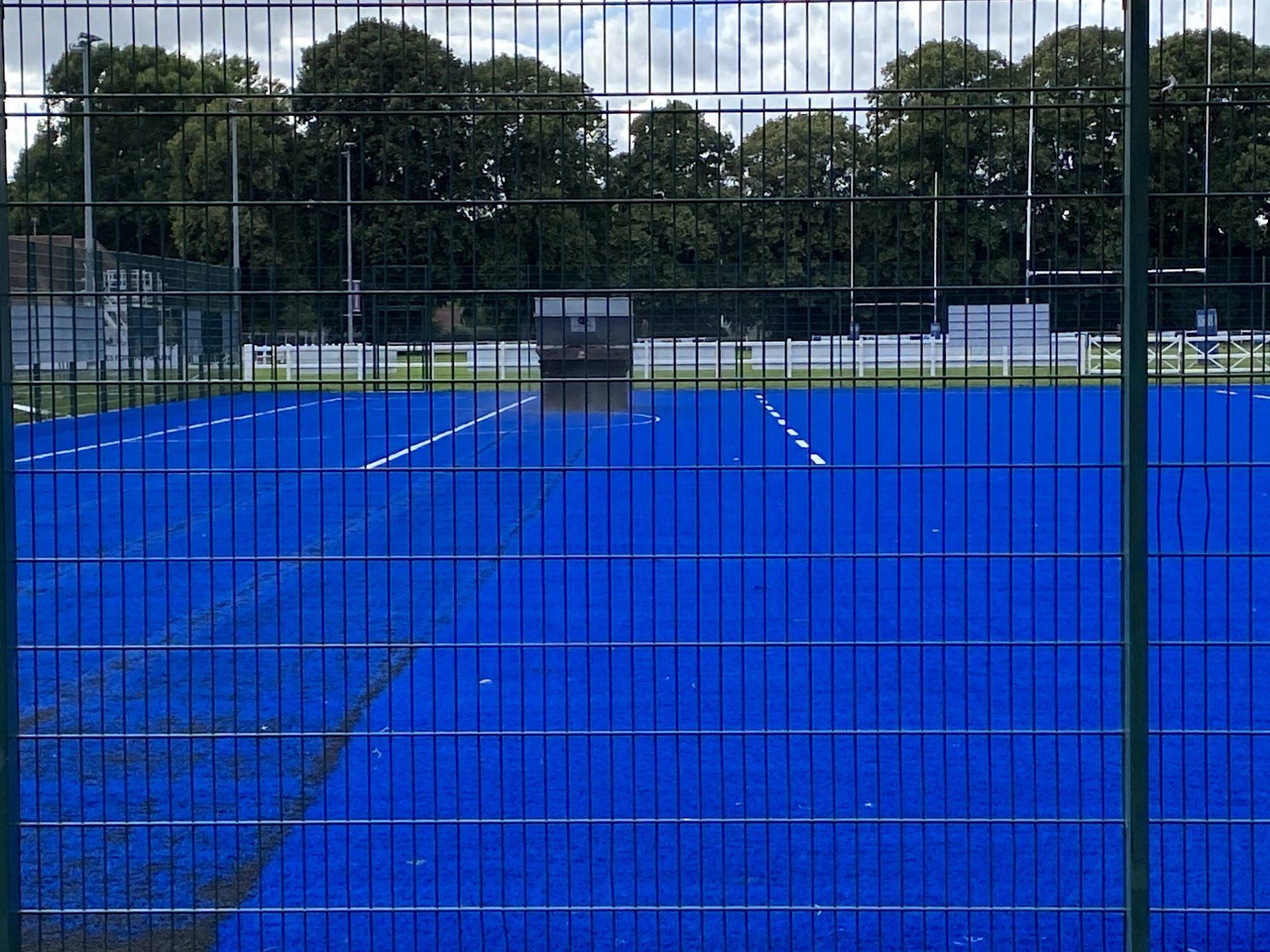 Henley RFC Installation
