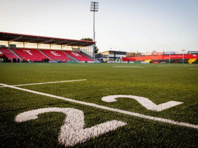 Munster Rugby Pitch