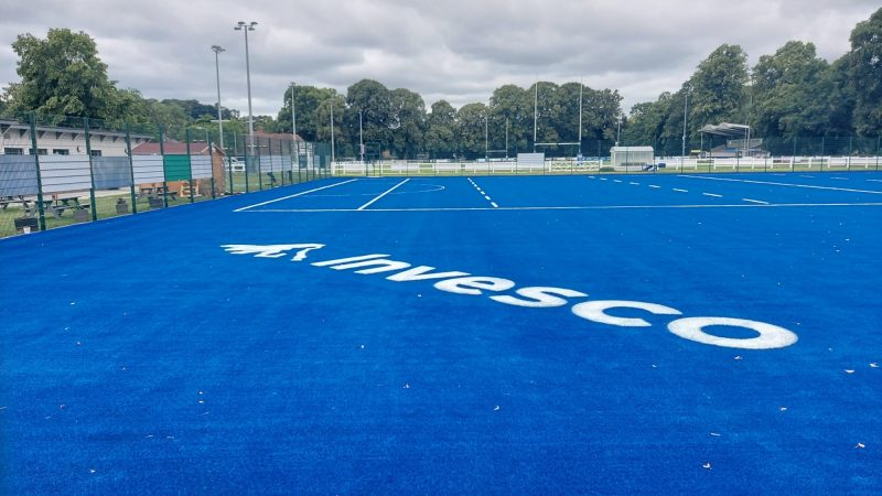 Update on Henley RFC newly certified pitch