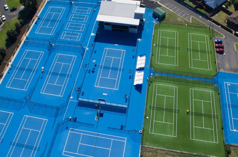 Burnie Tennis Center (Australia)