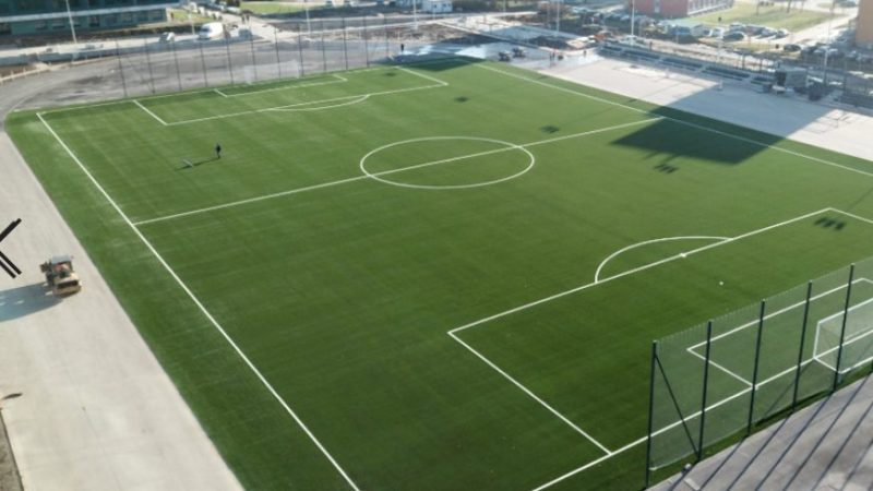 FIFA Quality Pro field in Poland