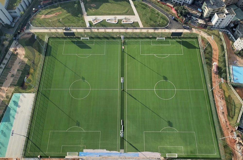 SHENZHEN YOUTH FOOTBALL TRAINING BASE, CHINA