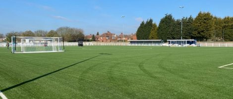 Hemsworth Miners get a new pitch!