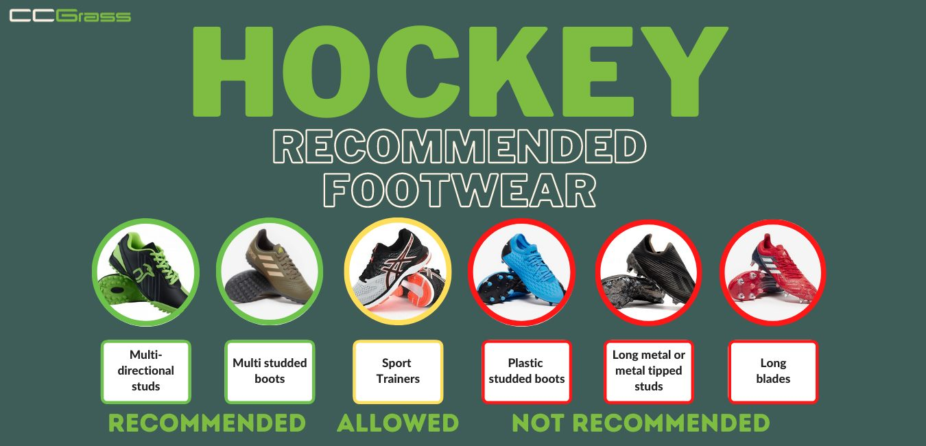 Hockey Recommended Footwear
