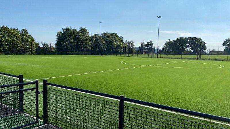 Recent Football Foundation Framework installations