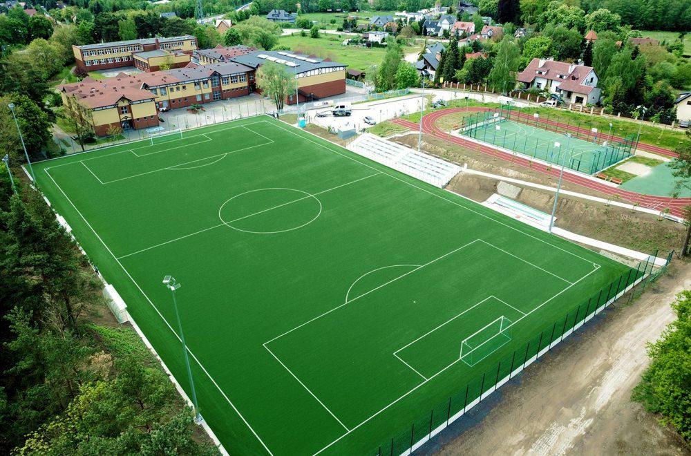 Boisko Do Piłki Nożnej, Straszyn, Poland