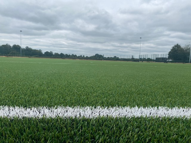 Rugeley Leisure Centre new 3G